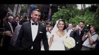 Greek Wedding of Demetri & Theodora