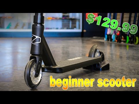 FUZION PRO SCOOTERS Z250 BEST BEGINNER SCOOTER?