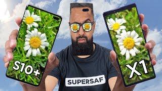 Sony Xperia 1 vs Samsung Galaxy S10 Plus Camera Test Comparison