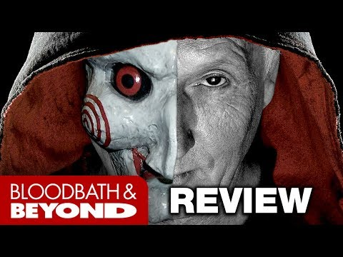 Jigsaw (2017) – Horror Movie Review