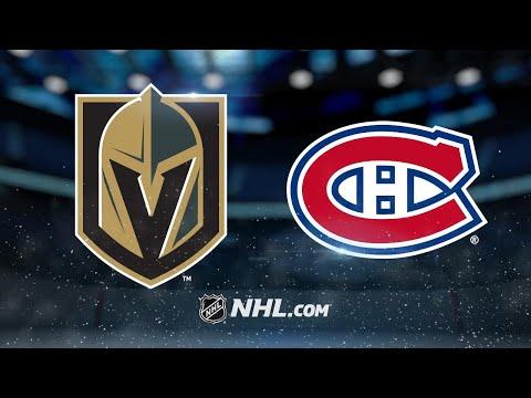 Benn, Lindgren propel Canadiens to 3-2 victory