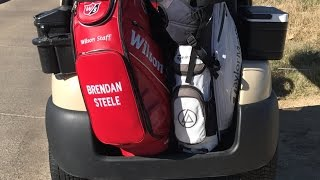 Phoenix LIVE golfing with Brendan Steele