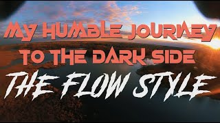 Cinematic FPV Freestyle Proxi Gaps Stunning Illinois Sunset - Joining the Dark Side - The Flow Style