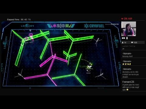 Laser League  PS+ R-e-n CZ Stream