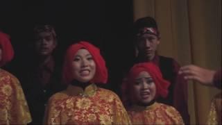 Bubuy Bulan - Symphony of Smansasoo   SMAN 1 SOOKO Mojokerto at BCF