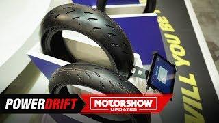 Michelin Power tyres : EICMA 2019 : PowerDrift