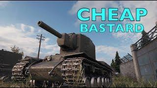 WOT - The Cheap Bastard | World of Tanks