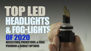 Top 10 LED Headlight Kits for 2020
