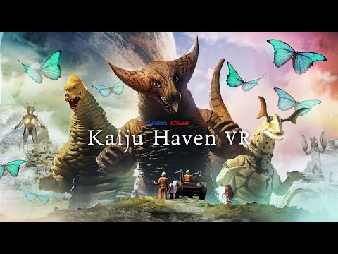 【Kaiju Haven VR Adventure】Official PV (English ver.)