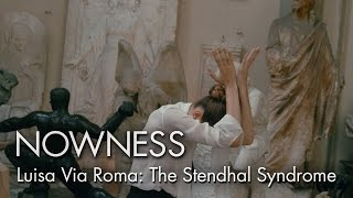 """Luisa Via Roma's """"The Stendhal Syndrome"""" by Clara Cullen"""