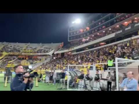 """""""🖤ESTA BANDA LOCA TE VINO ALENTAR 💛TEMA DE PEÑAROL🖤"""" Barra: Barra Amsterdam • Club: Peñarol"""