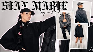 CLOTHING BRAND BY A GIRL WHO WON THE APPRENTICE ...YES OR NO? SIAN MARIE TRY ON HAUL