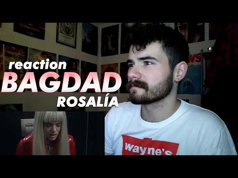 ROSALÍA - BAGDAD (Cap 7: Liturgia) | VIDEOCLIP REACTION / REACCIÓN | MR.GEORGE