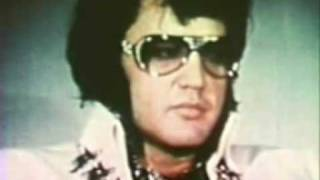 Elvis Presley Interview In 1972