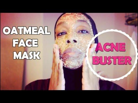 Razglazhivayuschiya facial mask