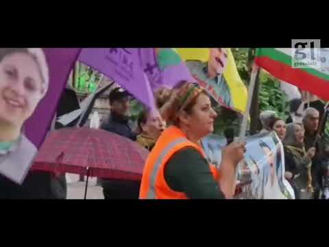 Kurds and supporters in Australia join global protests over wellbeing of leader Abdullah Öcalan