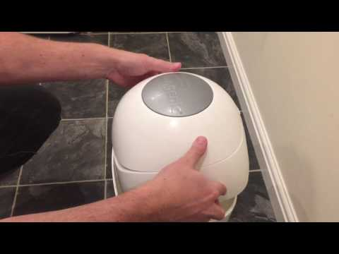 TOMMEE TIPPEE SANGENIC TEC NAPPY DISPOSAL REVIEW