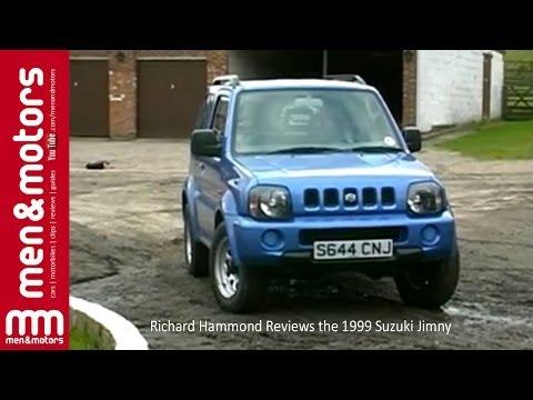 Richard Hammond Reviews the 1999 Suzuki Jimny