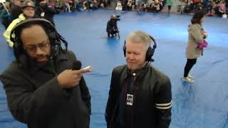 Watch our broadcast of 2019 MLK Day at Garfield High School