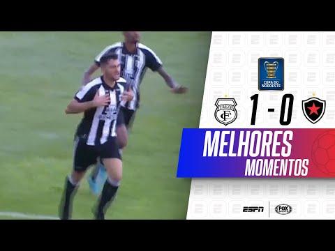 EXPULSÃO COM 8 SEGUNDOS DE JOGO! Melhores momentos de Treze-PB 1 x 0 Botafogo-PB na Copa do Nordeste