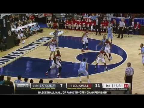 Video: UNC-Louisville Game Highlights