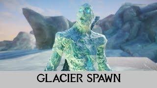 Skyrim Mod: Glacier Spawn