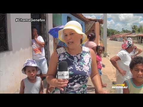 Moradores reclamam da falta de água em distrito de Amélia Rodrigues
