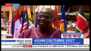 Association of Southern-East Asian nations holds cultural festival