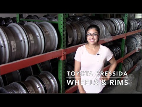 Factory Original Toyota Cressida Wheels & Toyota Cressida Rims – OriginalWheels.com