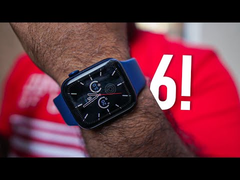 Apple Watch Series 6 | 44mm | Gps | Navy Blue | Unboxing | First Impressions