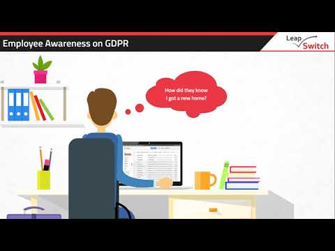 Employee Awareness on GDPR