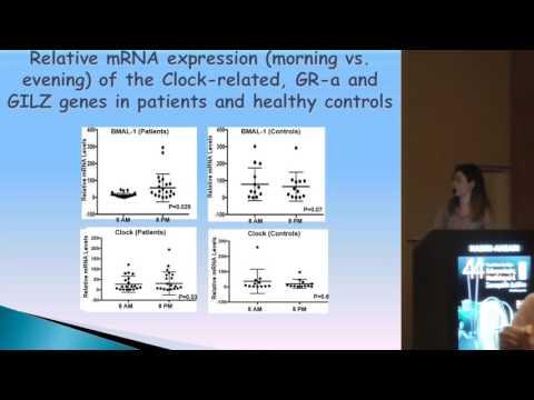 Nasiri Ansari N. - Μελέτη της έκφρασης των γονιδίων που σχετίζονται τον κιρκάδιο ρυθμό