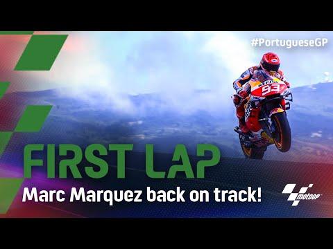 マルク・マルケス復活!MotoGP 第3戦ポルトガルGP 走行動画