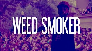 'Weed Smoker' - Dope Bass Trap ✘ Rap Instrumental Beat 2016