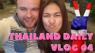 preview picture of video 'Thailand Daily Vlog 04 - travelling home for the Thai water festival Songkran'