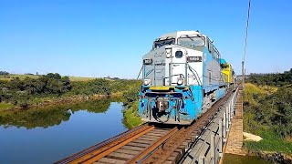 """""""Trens em Ação"""" mês de Junho 2016."""