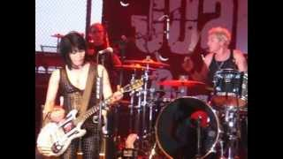 Joan Jett and the Blackhearts   I Love Playing with Fire Live in Columbus OH 2012