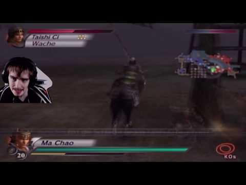 Let's Play Dynasty Warriors 4 [German/4K] Part 17: Shu - Yi Ling in Flammen