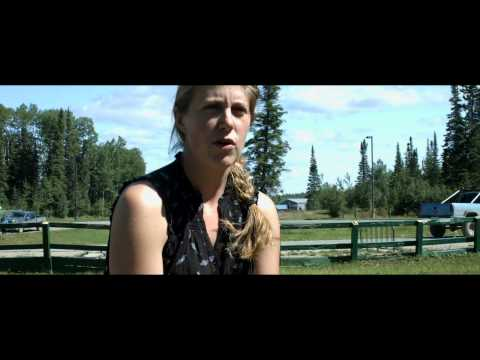 Her Honour, Ruth Onley's visit to camp at Sandy Lake FN in 2014 thumbnail