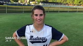 Softball Recap | Westminster | Jr. Sarah Schab | 09-04-19