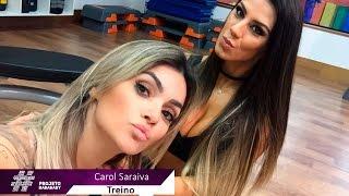 Treino - Carol Saraiva - Projeto Baba Baby