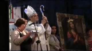 preview picture of video 'FESTA DELLA MADONNA - VICOVARO (RM) 2°PARTE'