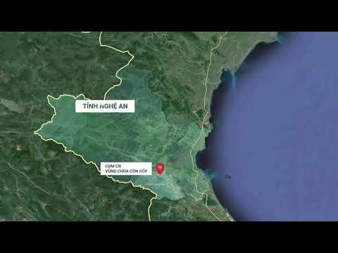 Giới thiệu địa điểm kêu gọi đàu tư: Cụm công nghiệp vùng chùa Cồn Hóp