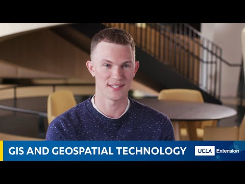 UCLA Extension: The GIS and Geospatial Technology Certificate ...