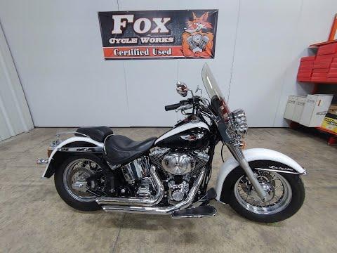 2005 Harley-Davidson FLSTN/FLSTNI Softail® Deluxe in Sandusky, Ohio - Video 1