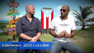 Dennis Rivera es nuestro próximo invitado este jueves en ContralonaTV