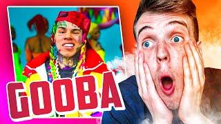 6IX9INE- GOOBA (Official Music Video) *reakcija*
