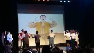 [021018 OFFGUN in Manila] Game : Dance Off with OFFGUN