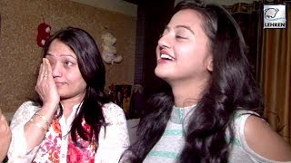 Helly Shah's Mother Gets EMOTIONAL While Talking About Her Struggle