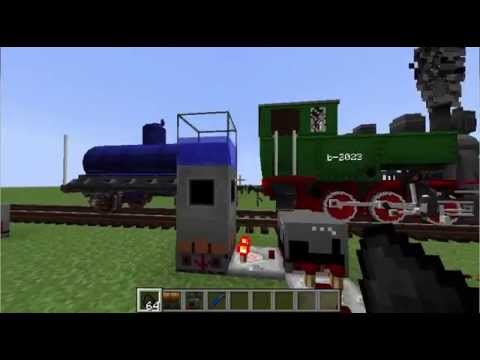 Minecraft: Rails Of War Automation Module Update